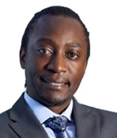 Patrick Nyarumbu Director of Strategy, People and Partnerships