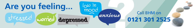 Help with depression and anxiety - Birmingham Healthy Minds