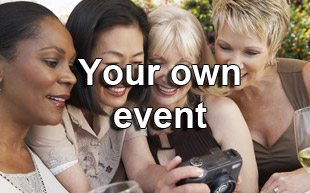 Your own event