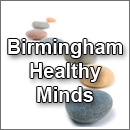 Birmingham Healthy Minds button