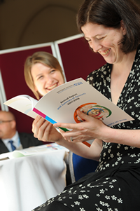 Staff read our Trust's Annual Report