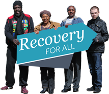 Service users recovery