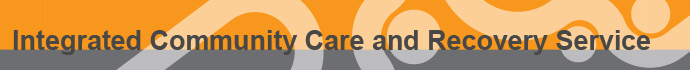 Integrated Care and Recovery Service banner